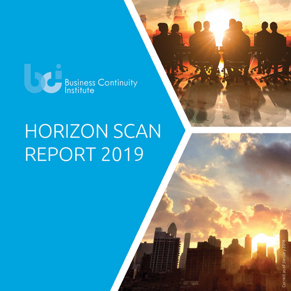 horizon scan report 2019
