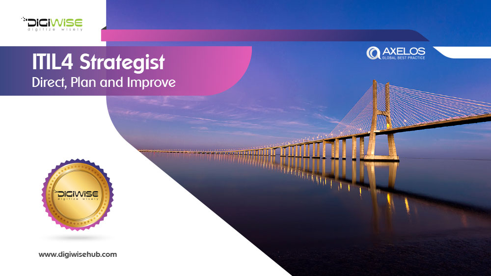 ITIL4 Strategist - Direct, Plan and Improve دوره آموزشی