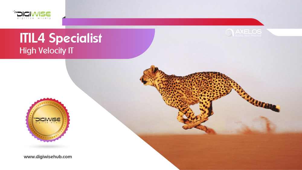 ITIL4 Specialist - High Velocity IT دوره آموزشی